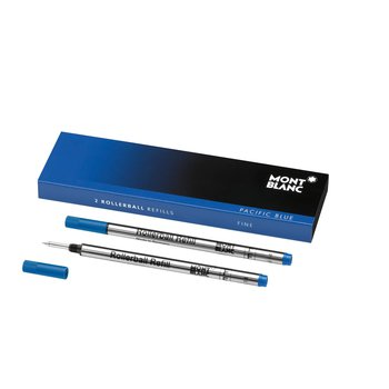 Rollerball Refill In Blue/Fine - 2 Pack