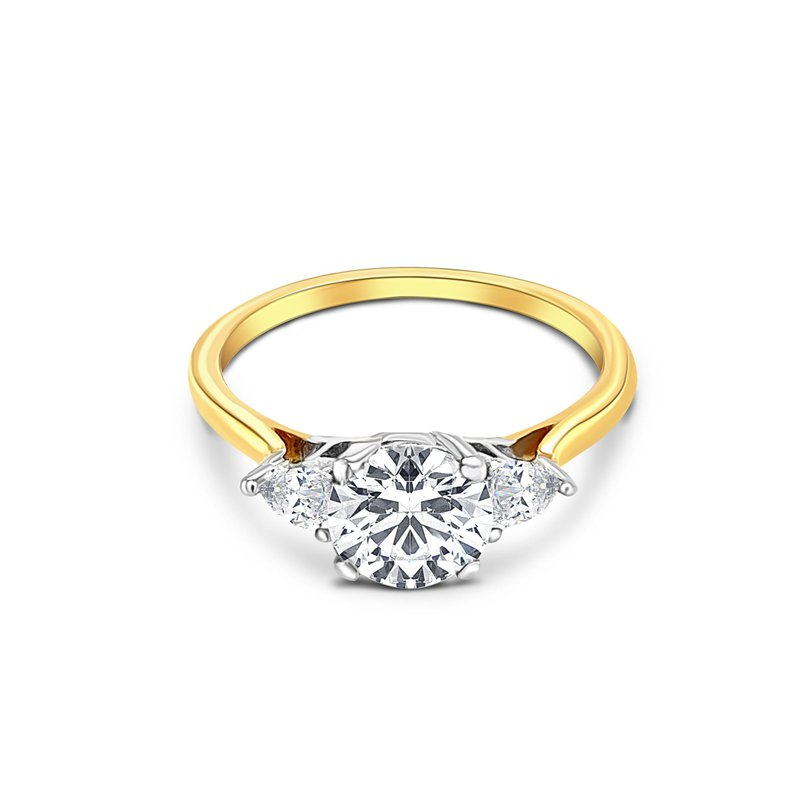 Ashley Estate Engagement Ring