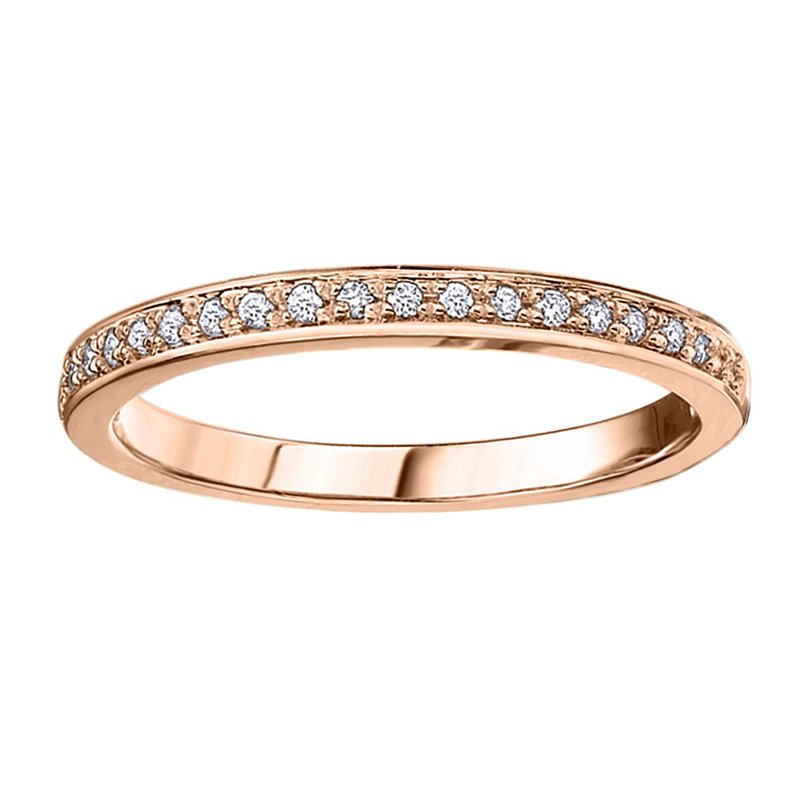 Ashley Ladies Stackable Wedding Band
