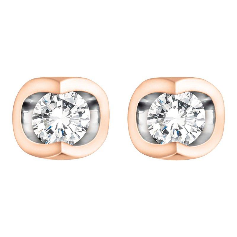 Ashley Diamond Stud Earring