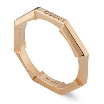 Link to Love mirrored ring YBC662194002 Size 6.5