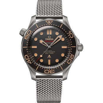 James Bond Seamaster Diver 300m 42mm CoAxial 007 Edition 21090422001001