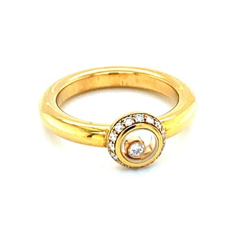Happy Diamond Ring