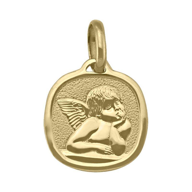 Ashley Guardian Angel Charm
