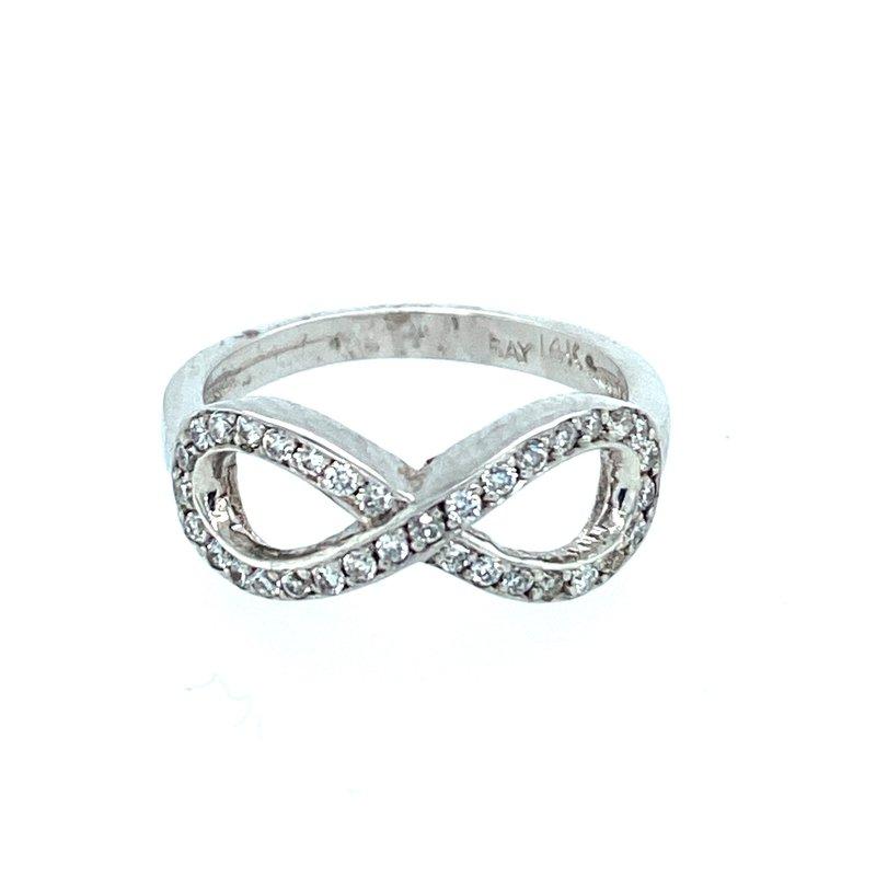 Ashley Ladies Infinity Ring