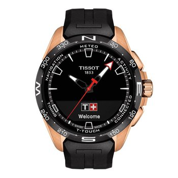 T-Touch Connect Solar Watch T1214204705102