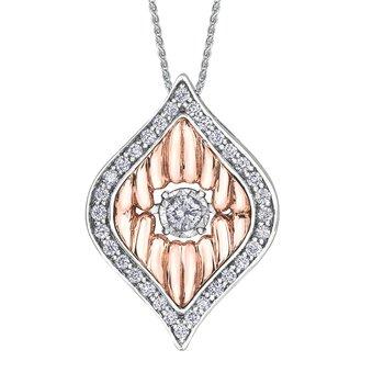 Pulse Diamond Necklace