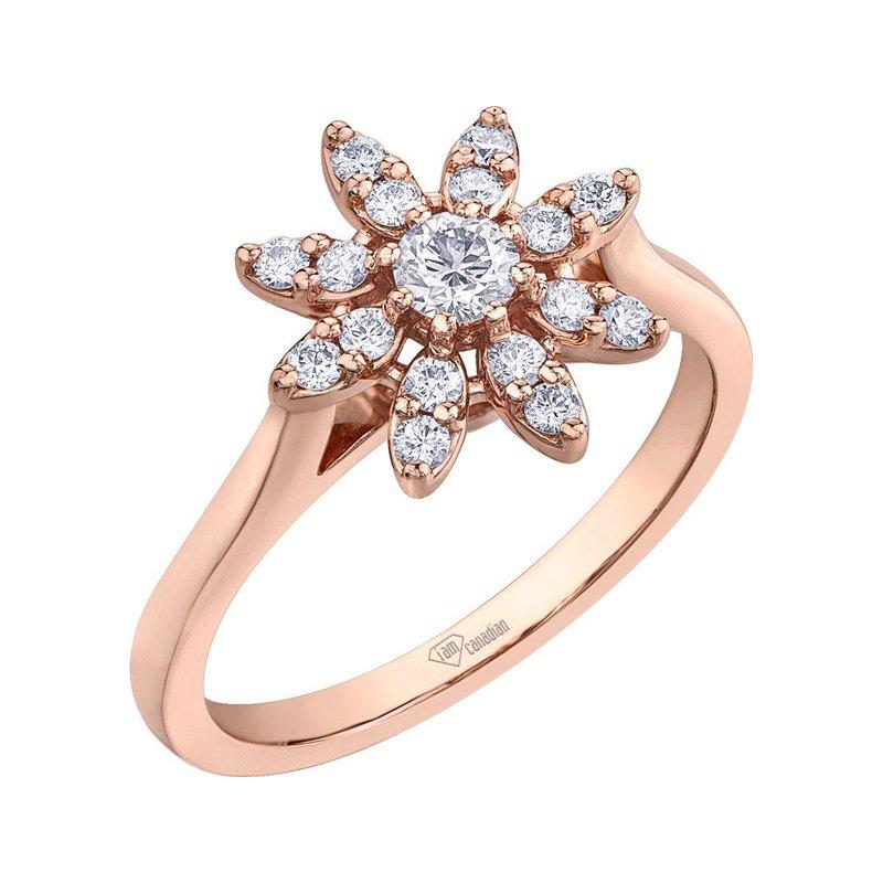 I Am Canadian I Am Canadian Diamond Ring