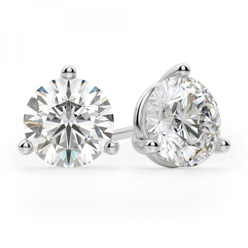 Ashley 1.57 carfat Diamond Stud Earrings