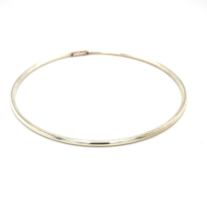 Ashley Sterling Silver Bangle