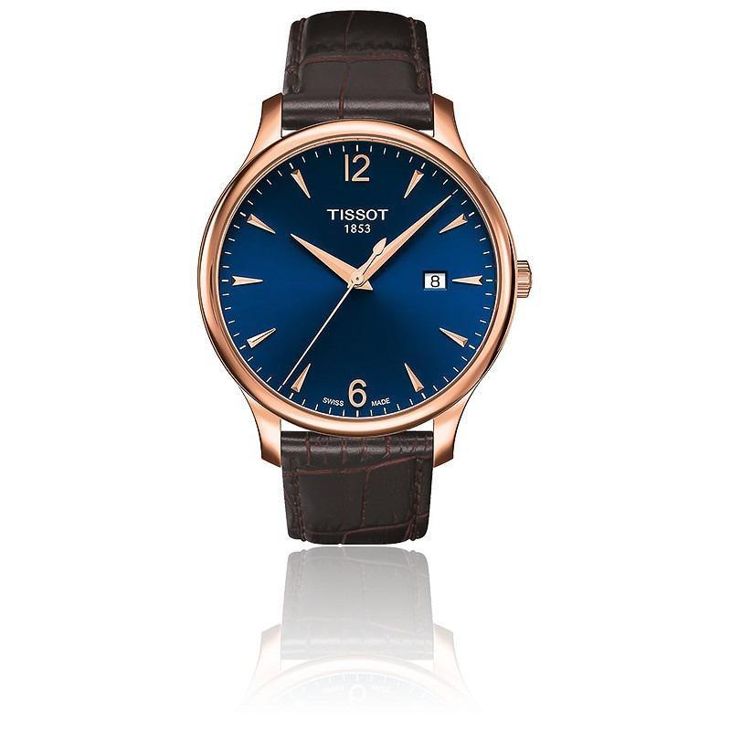 Tissot Tradition Men's Watch T0636103604700
