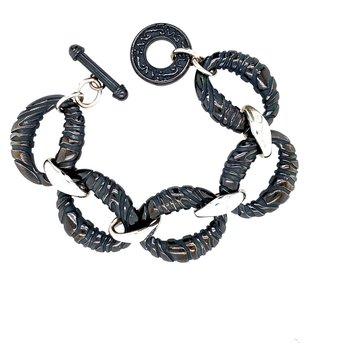 Black Titanium Bracelet