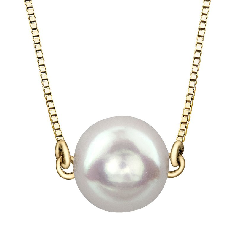 Ashley Pearl Necklace