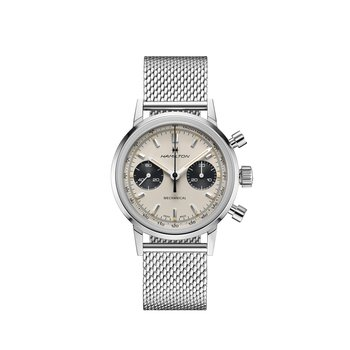 American Classic Intra-Matic Chronograph H Mechanical | 40mm | H38429110
