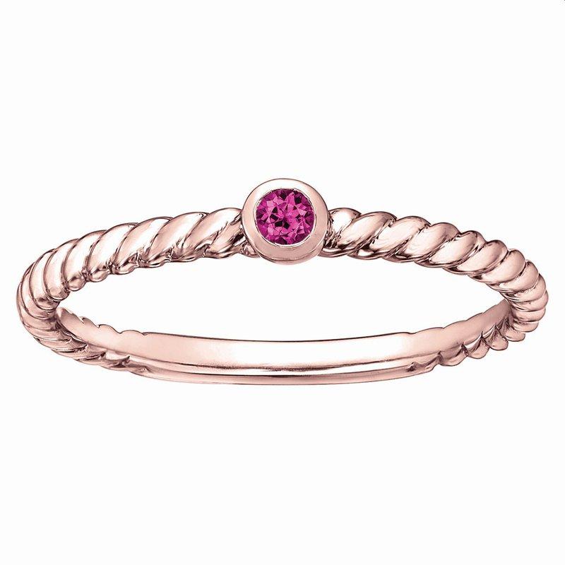 Ashley Pink Tourmaline Ring
