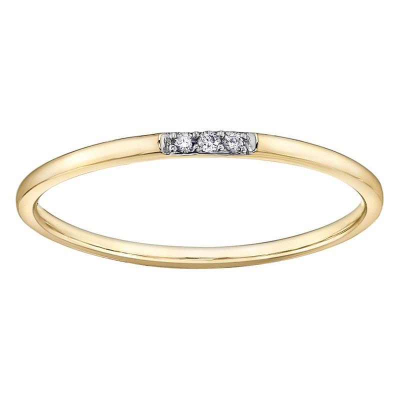 Ashley Diamond Set Stackable Ring
