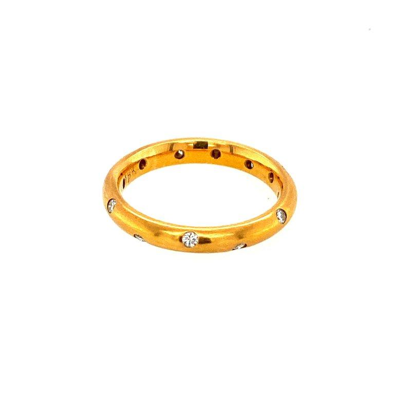 Ashley Gypsy Set Diamond Ring
