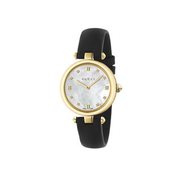 Diamantissima Quartz Mother of Pearl Dial Ladies Watch YA141404