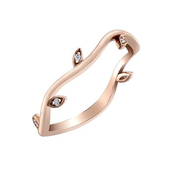 Dimond Set Ring