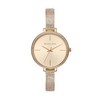 Jaryn Pavé Yellow Gold-Tone Watch