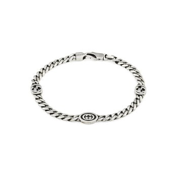 Interlocking G Bracelet Gourmette YBA67866000