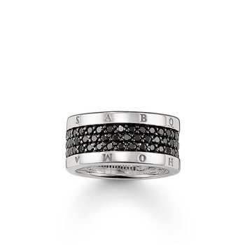 Black Zirconia Band