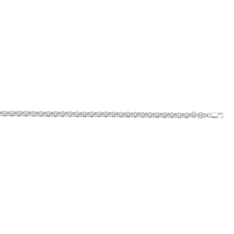 Ashley White Gold Bracelet
