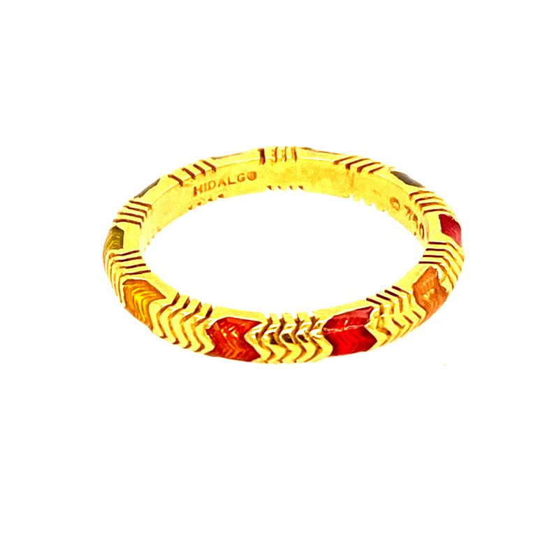 Ashley Multi-Colour Enamel Ring