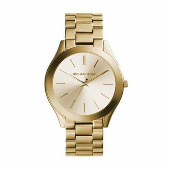 Slim Runway Gold-Tone Watch