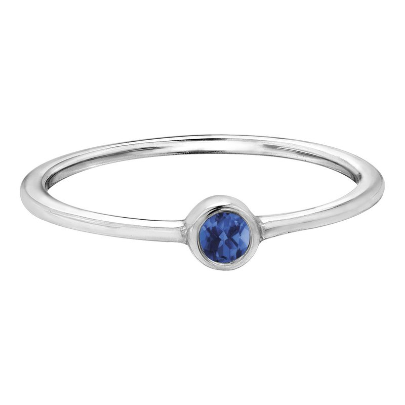 Ashley Sapphire Ring