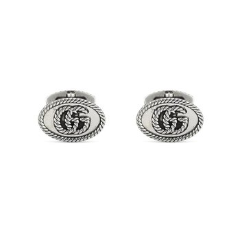 Double G cufflinks