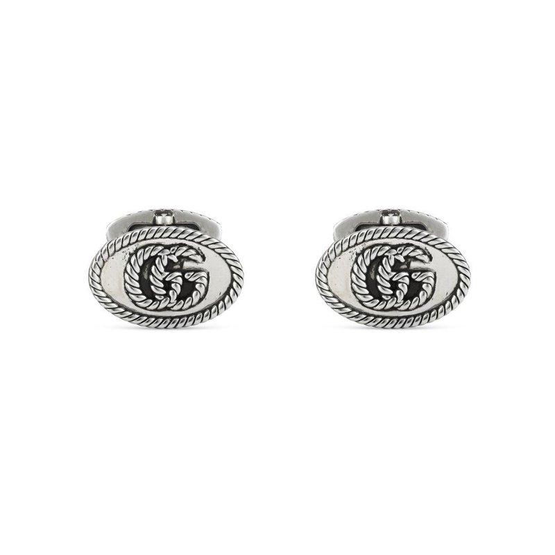 Gucci Double G cufflinks