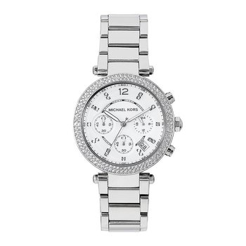 Parker Silver Tone Watch