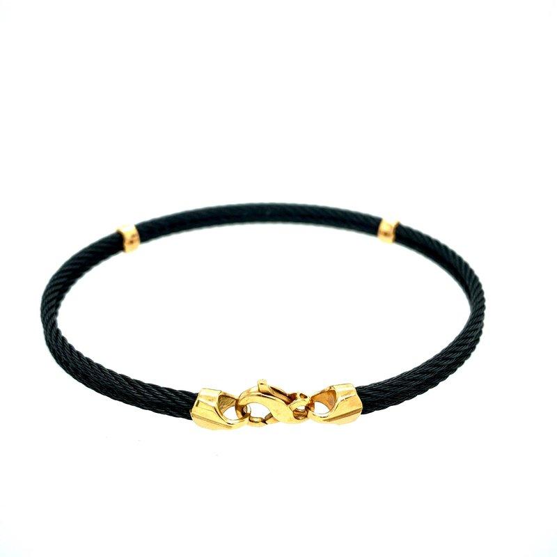 Ashley Men's Titanium Bracelet