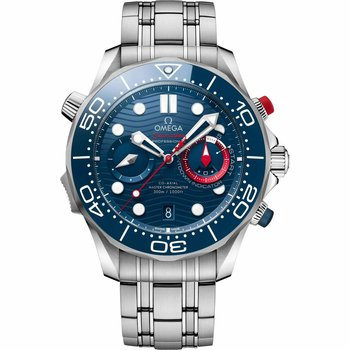 Seamaster Chronograph America's Cup 21030445103002