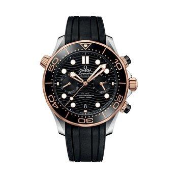 Diver 44mm 300M Omega Co-Axial Master Chronometer Chron 21022445101001
