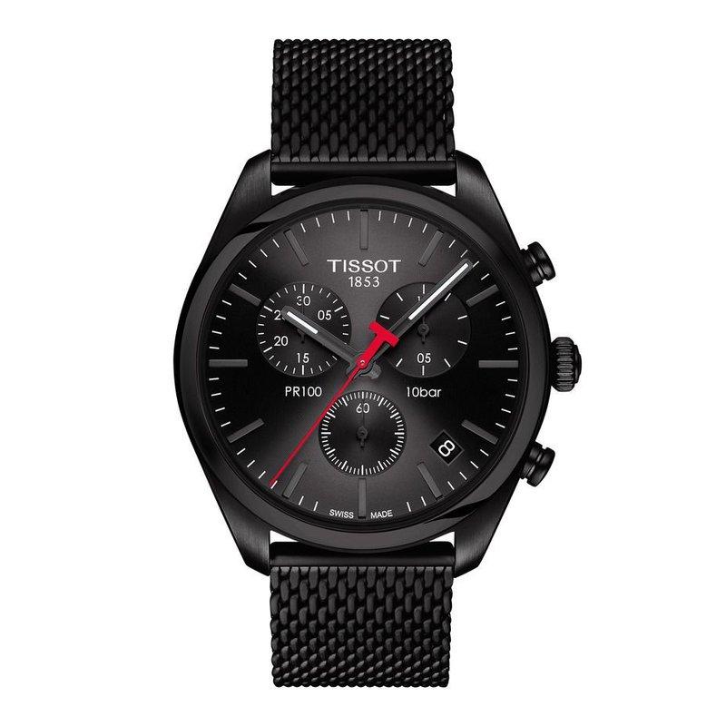 Tissot PR 100 CHRONOGRAPH - OFFICIAL WATCH OF THE TORONTO RAPTORS