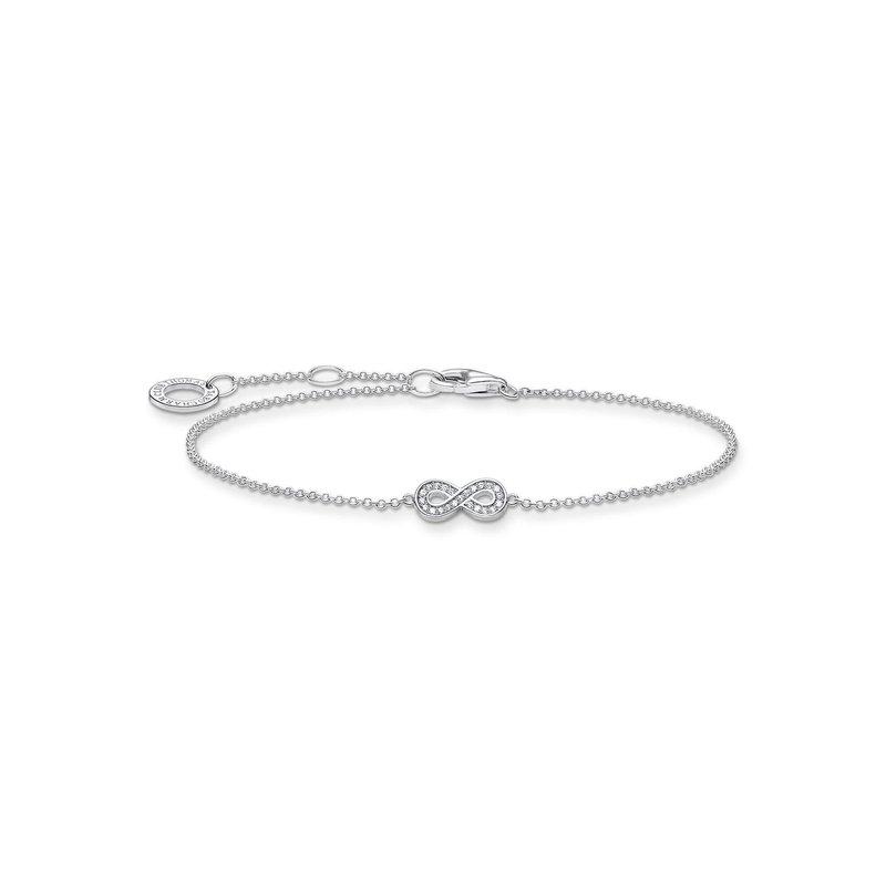 Thomas Sabo Bracelet infinity Anklet AK0001-051-14-L27V