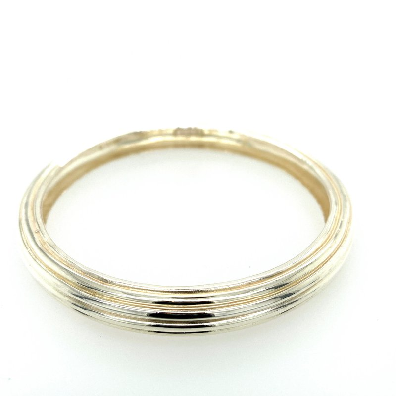 Ashley Silver Bangle