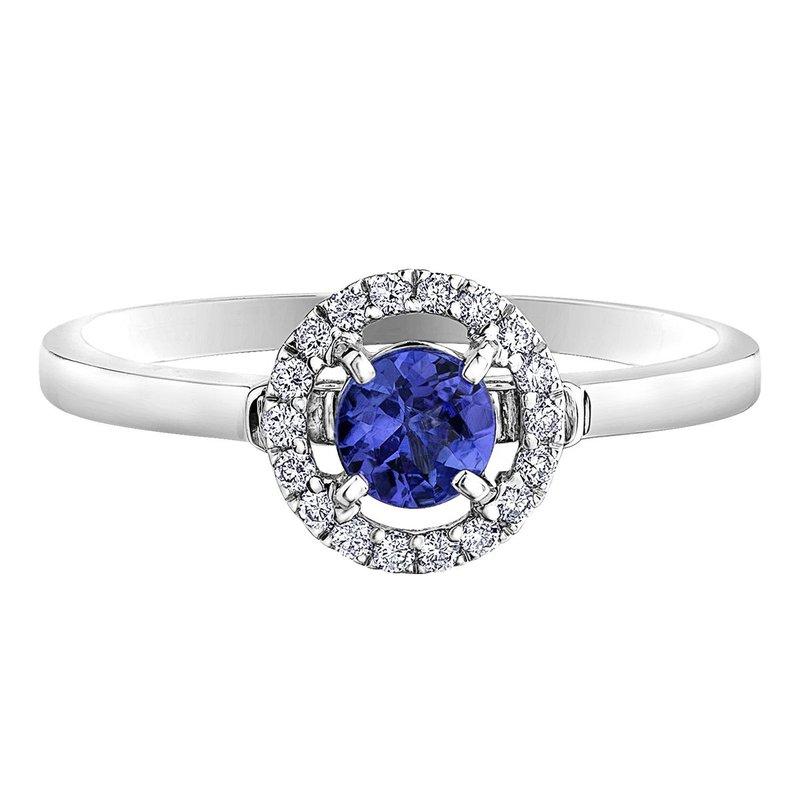Ashley Tanzanite Ring