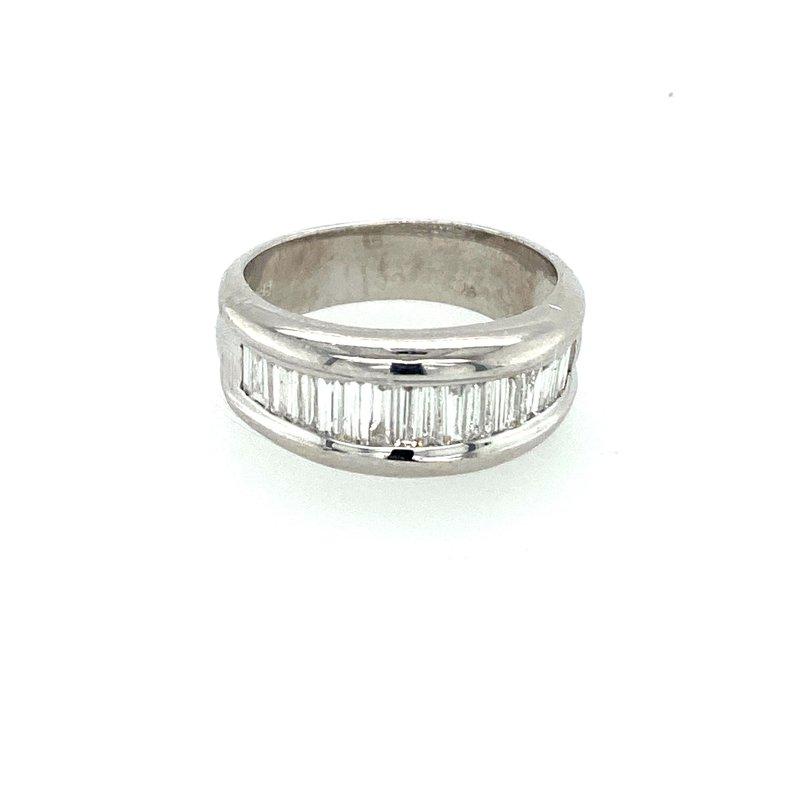Ashley Baguette Ladies Diamond Ring