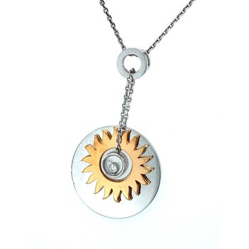 Happy Sun Necklace