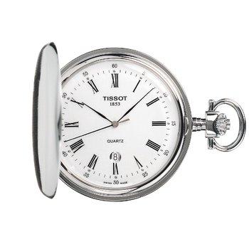Savonnette Pocket Watch Silver Case