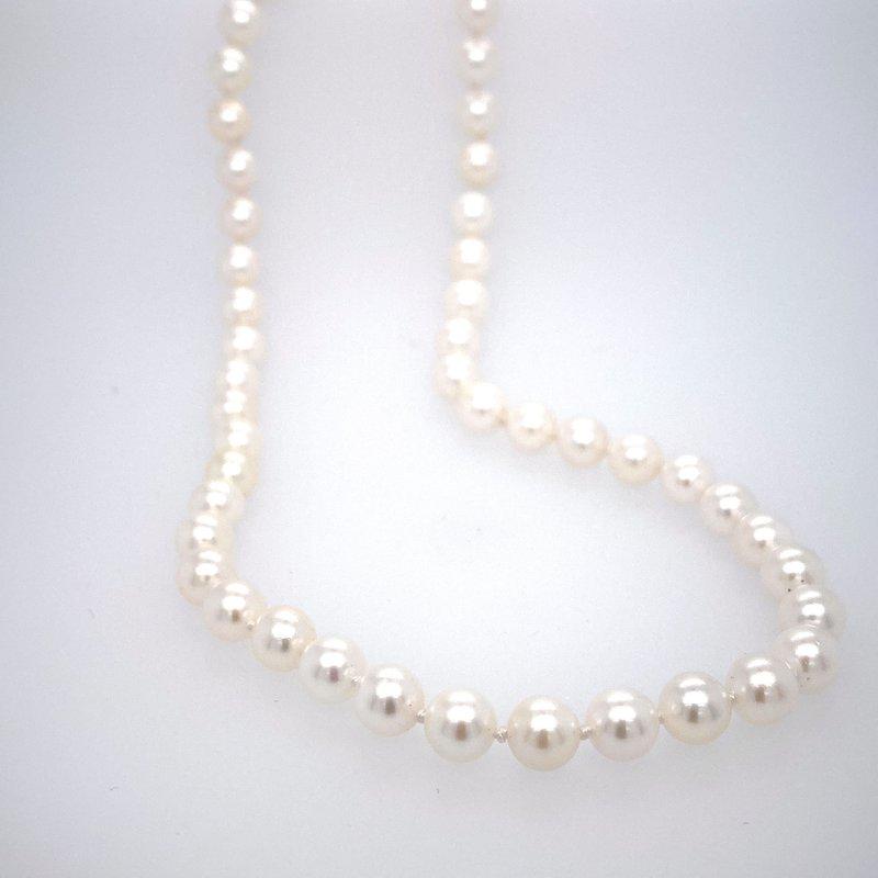 Ashley Akoya Cultured Pearl Stand
