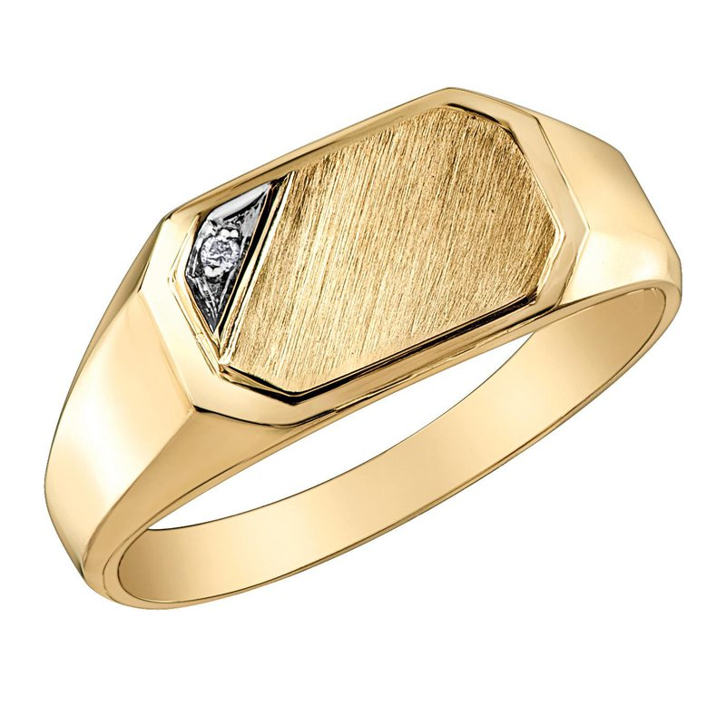 Ashley Signet Ring