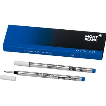 Fineliner Refill In Blue/ Medium - 2 pack