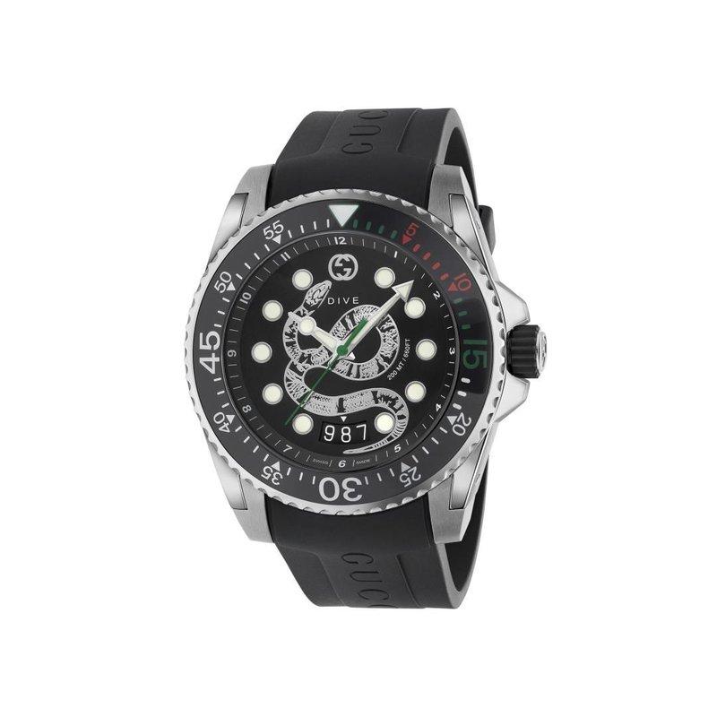 Gucci Timepieces Dive