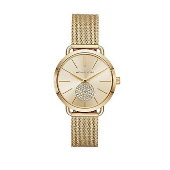 Portia Gold Tone Ladies Watch