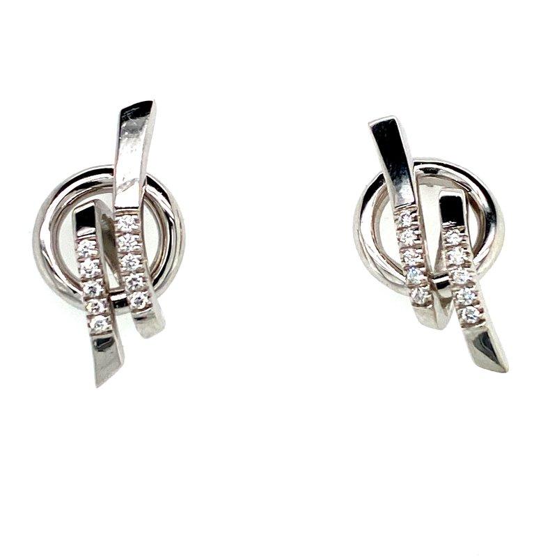 Ashley Diamond Fashion Earrings