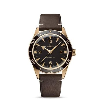 SEAMASTER 300 CO-AXIAL MASTER CHRONOMETER 41 MM 234.92.41.21.10.001